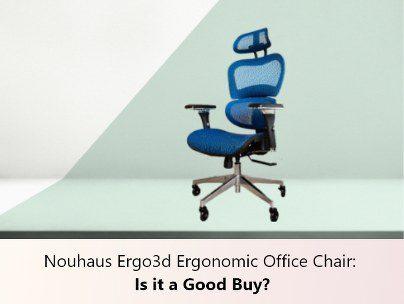 Nouhaus Ergo3d