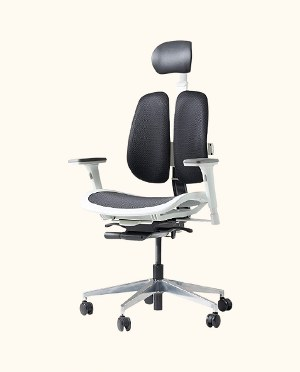 DUOREST ALPHA Breathable Mesh Office Chair