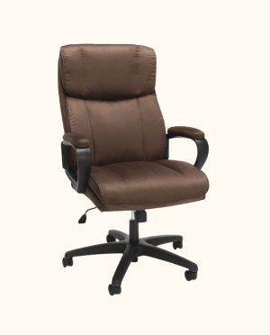 OFM, Plush High-Back Microfiber Office Chair