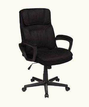 AmazonBasics Classic Office Desk Computer Chair