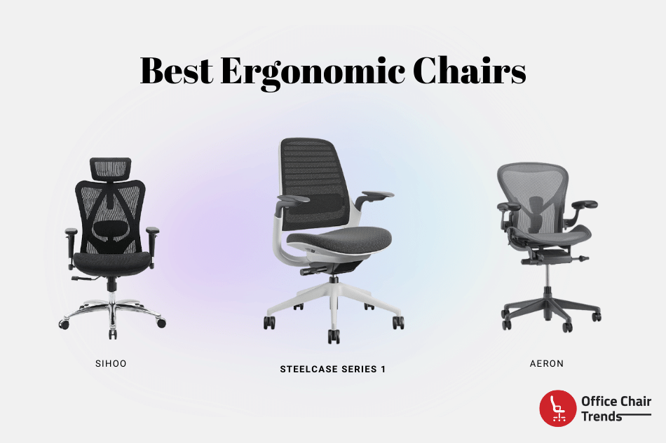 Best Ergonomic Chairs - Office Chair Trends