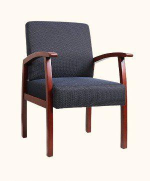 Lorell Guest Chairs - Modern Reception Chair
