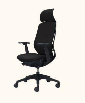 Okamura Sylphy Office Chair, Extra High Back