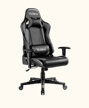 Yoleo Ergonomic Office Gamer Chair