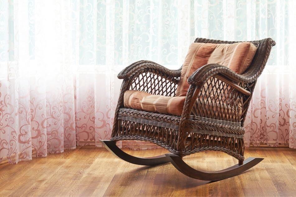 Do Rocking Chairs Damage Hardwood Floors