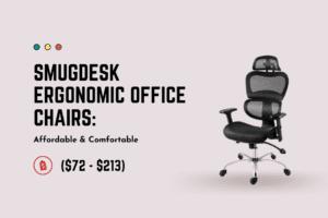 Smugdesk Ergonomic Office Chairs